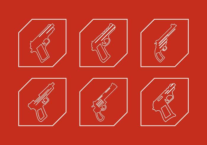 Vector Set of Glocks