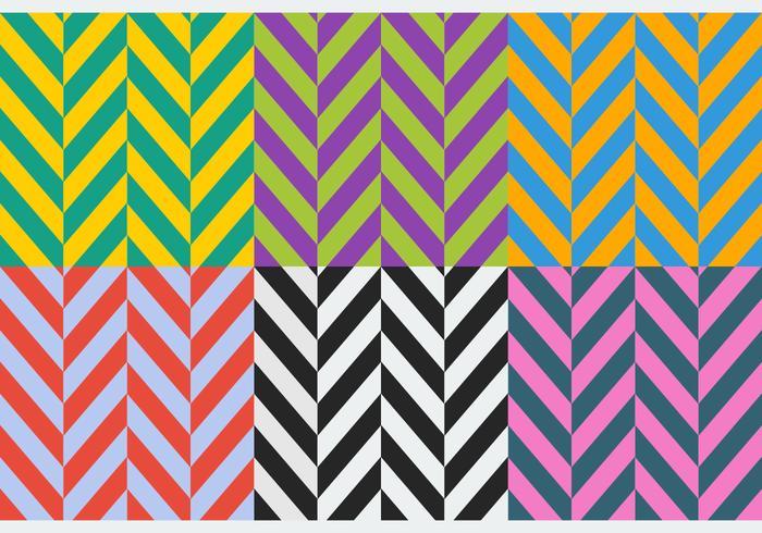 Free High Contrast Herringbone Patterns