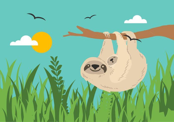 Sloth Vector - Downloa...