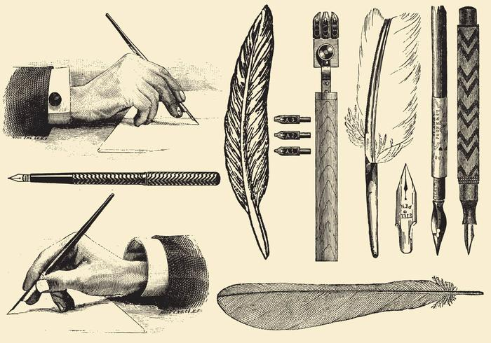 Image result for quill pen