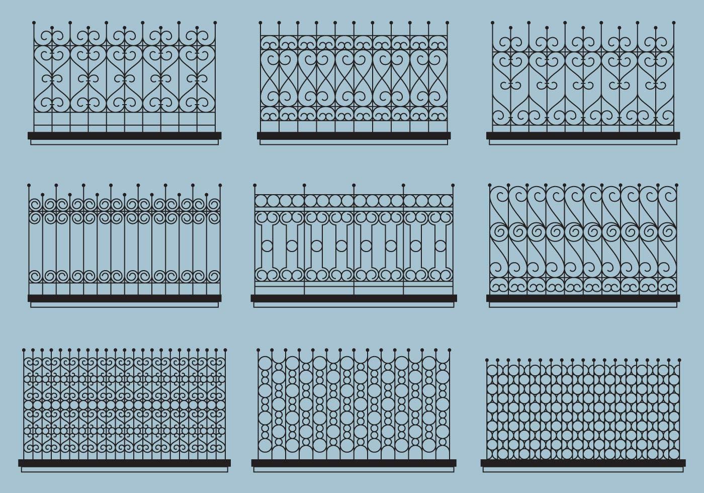 Line balcony vectors download free vector art stock for Balcony vector
