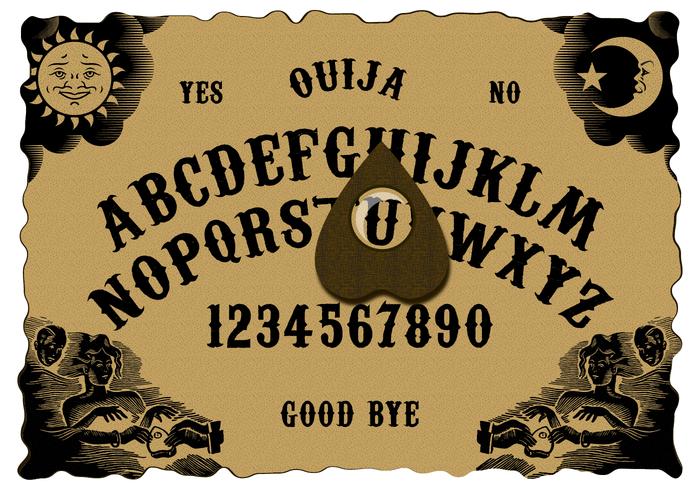 Vector Ouija gratuito
