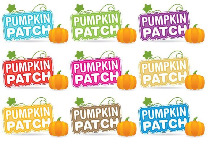 Pumpkin Patch Titles