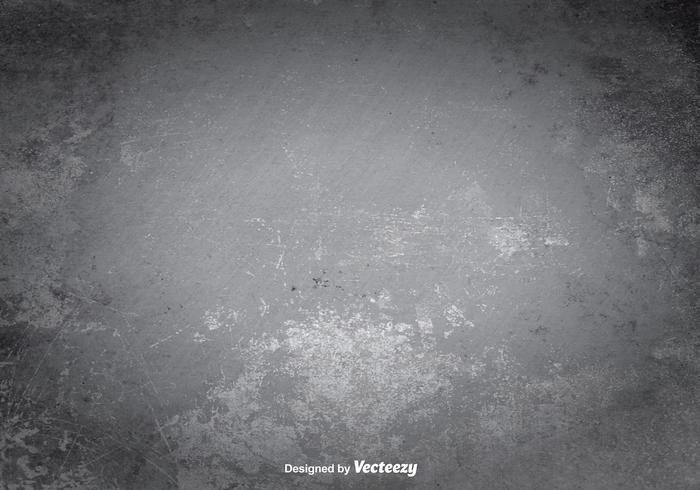 Grey Grunge Wall Background Vector