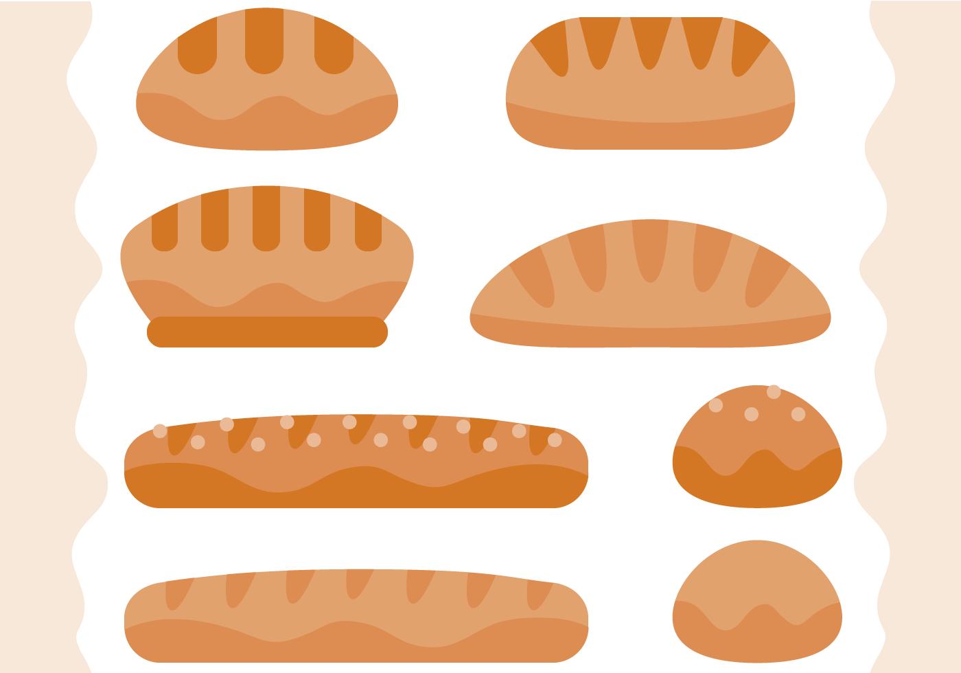 Free Bread Vector Download Free Vector Art Stock