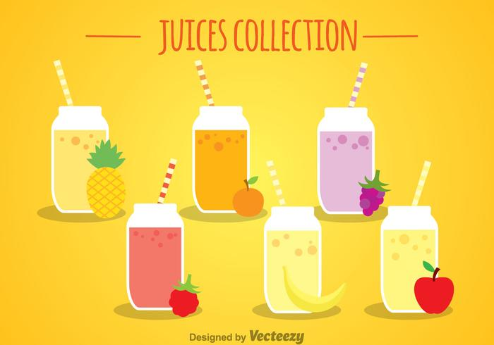 Fruit Juices Collection