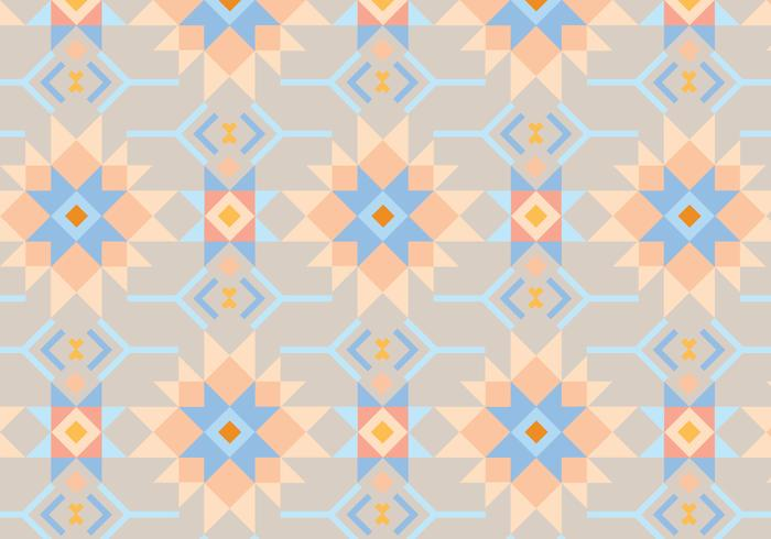 Peach and Blue Abstract Background
