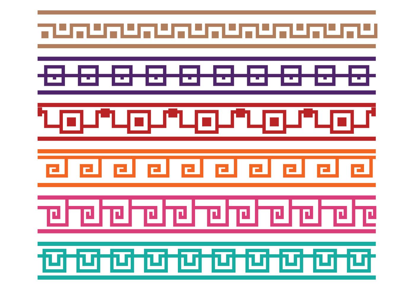 Greek Key Border Vectors - Download Free Vector Art, Stock ...