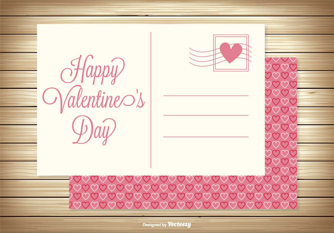 cute valentine u0026 39 s day post card