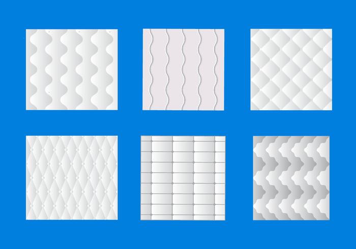 Vecteur de texture matress libre