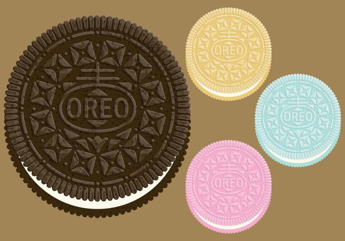 Oreo Cookie Vectors