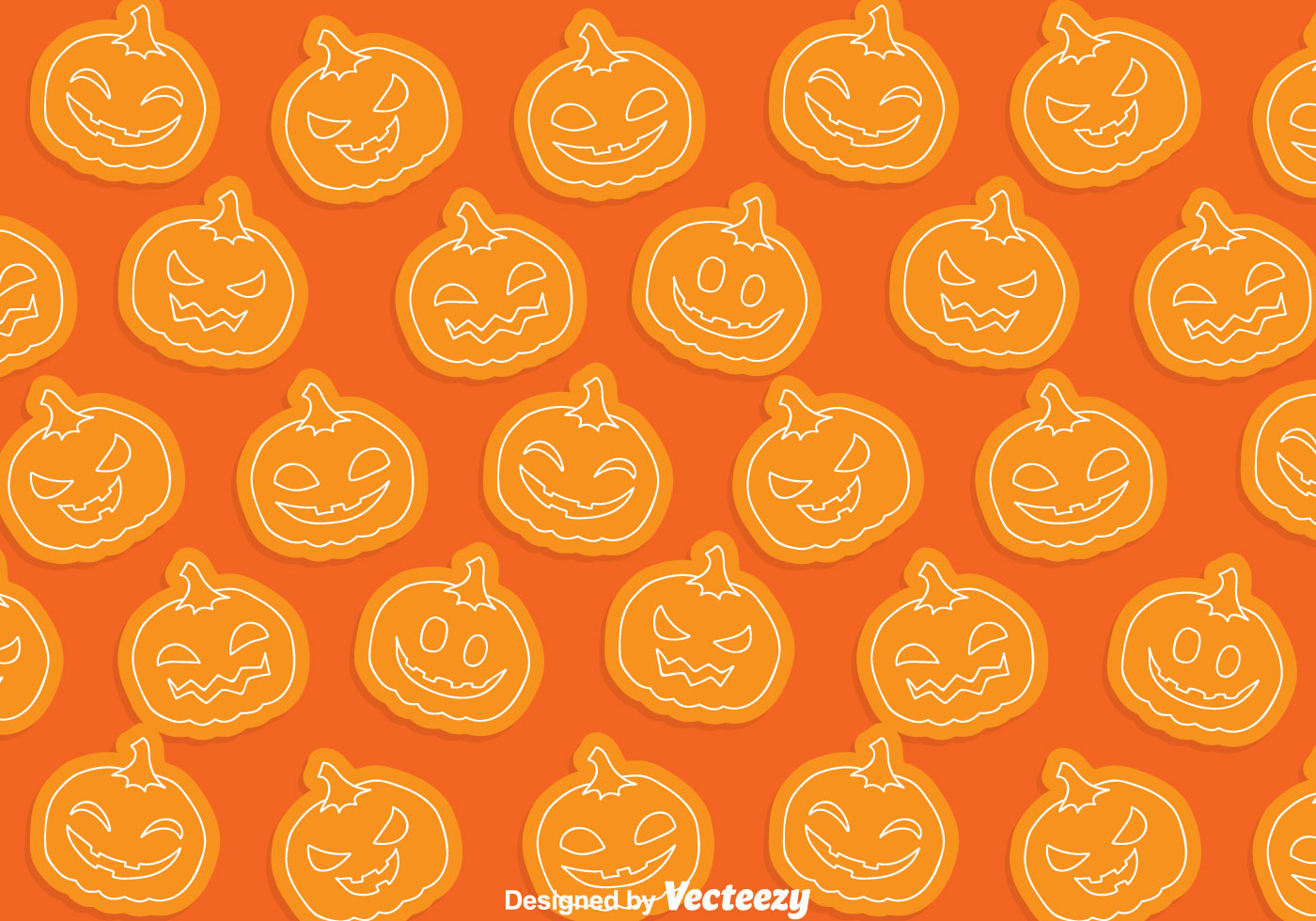 happy pumpkin faces