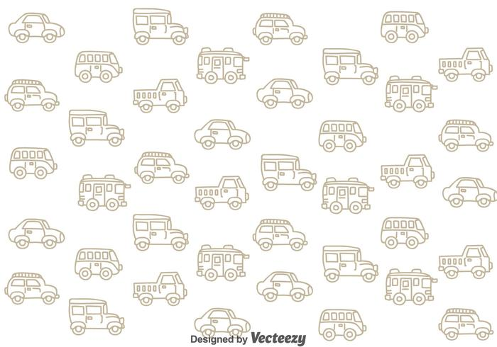 Classic Cars Pattern