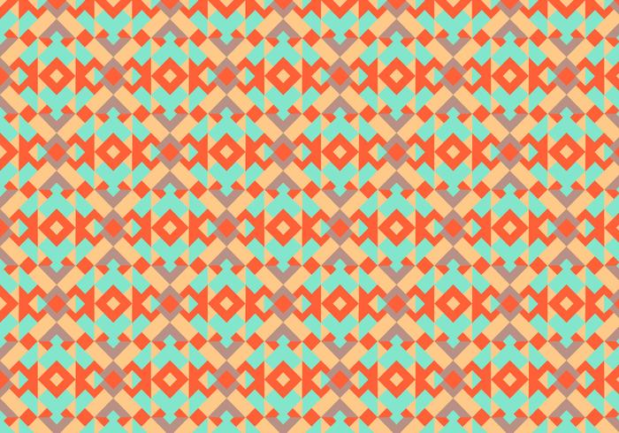 Native american pattern background