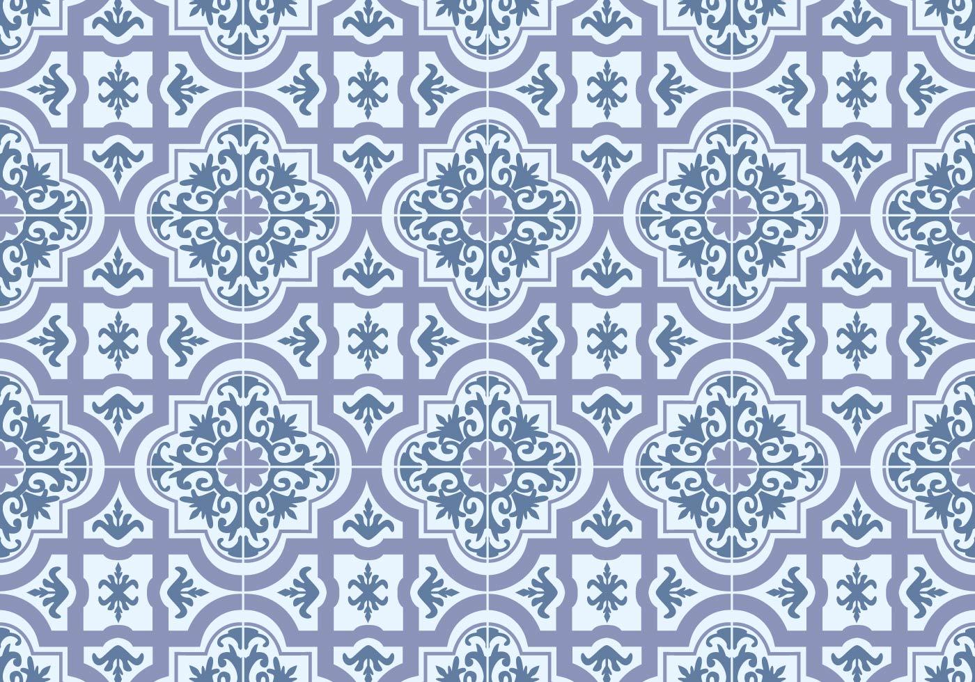 Azulejos Tile Vector Download Free Vector Art Stock