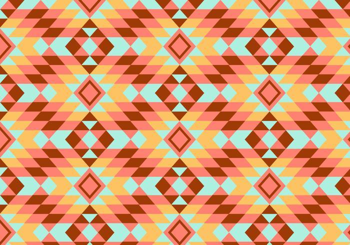 Geometrische Kilim Patroon Achtergrond