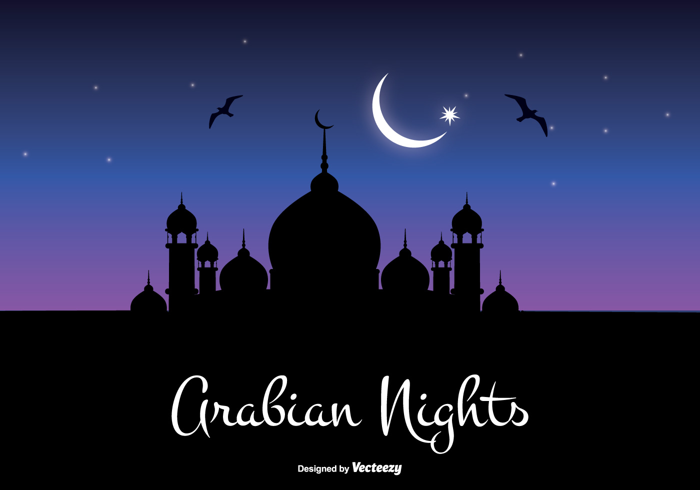 arabian nights illustration download free vector art  stock graphics   images skyline clipart png sky zone clip art