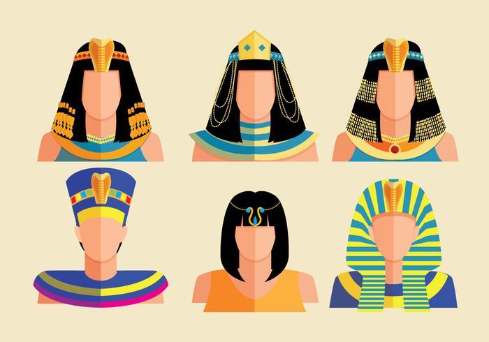 Cleopatra Vectores