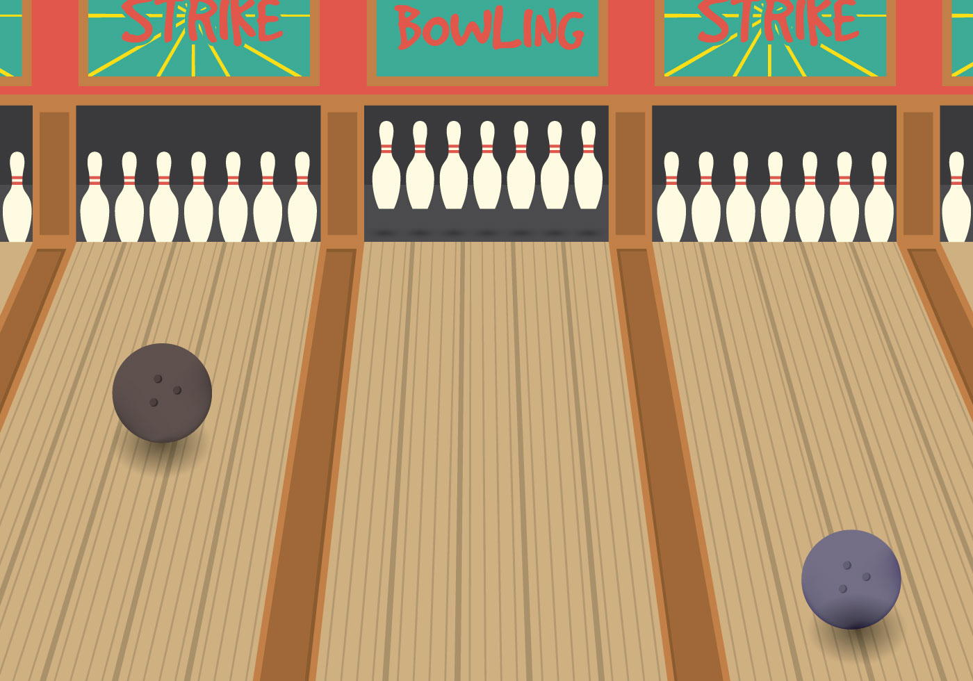 bowling alley vector download free vector art  stock bowling alley lane clipart bowling lanes clipart