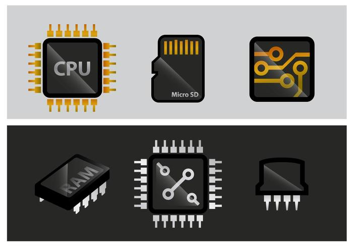 Microchip Vector