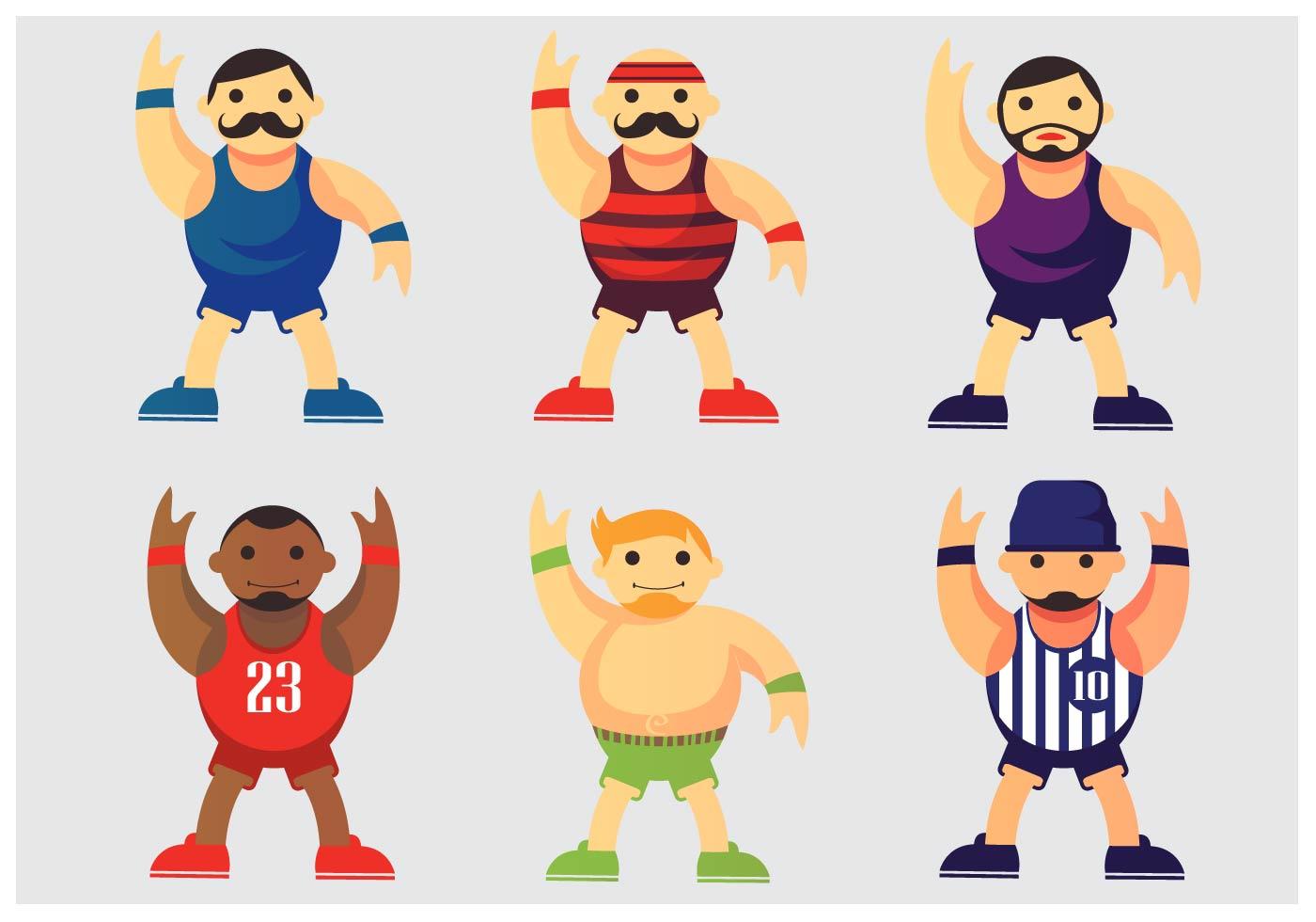 Fat Guy Vectors - Download Free Vector Art, Stock Graphics ...