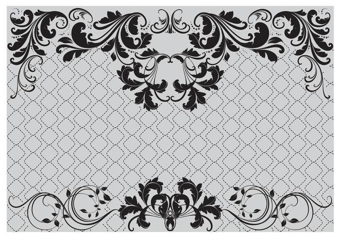 Vector de textura de laço