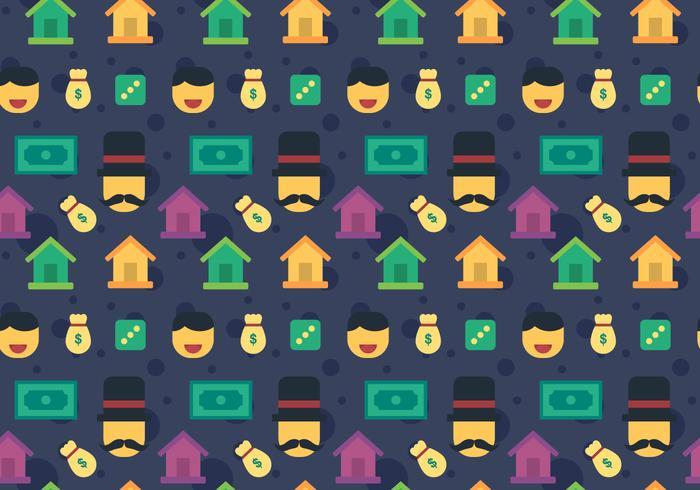 Patrón Monopolio Libre # 5