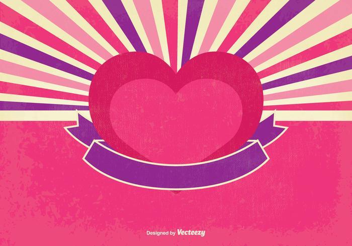 Valentine's Day Scrap Background