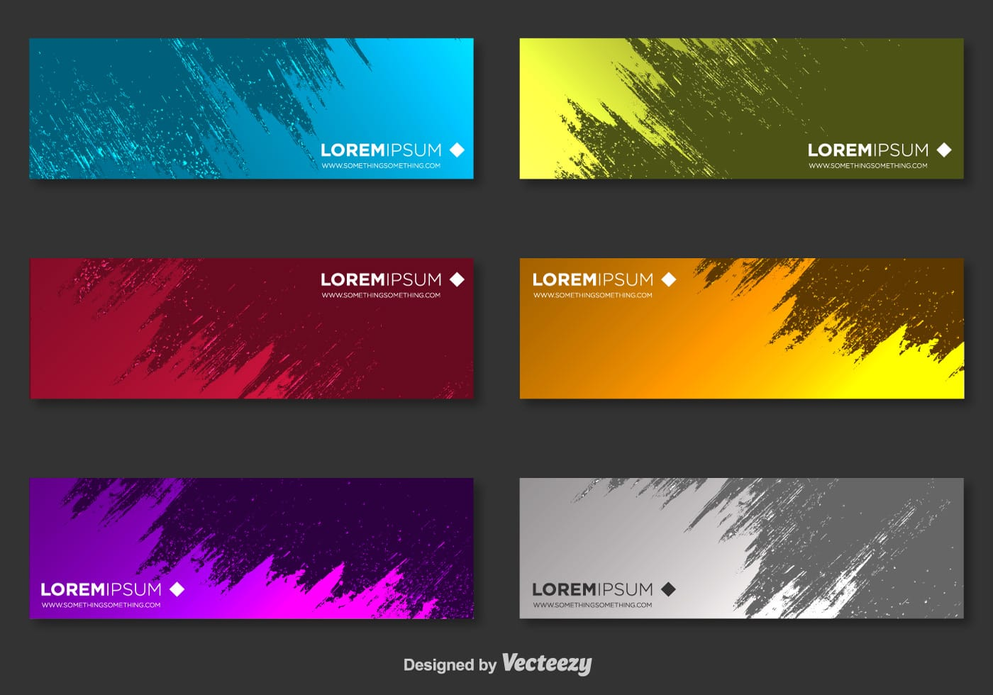 Abstract Banner Free Vector Art 45410 Free Downloads