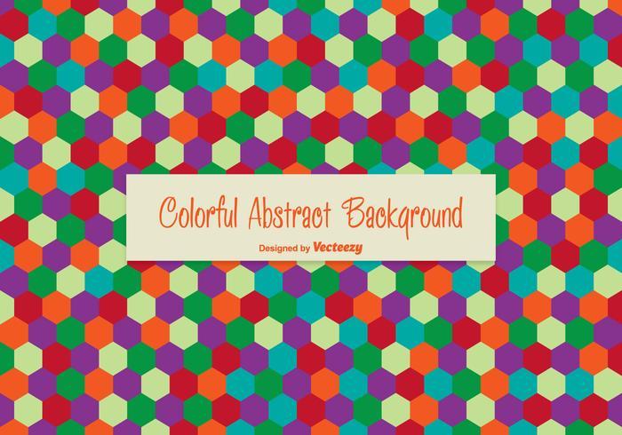 Fondo de patrón de colores