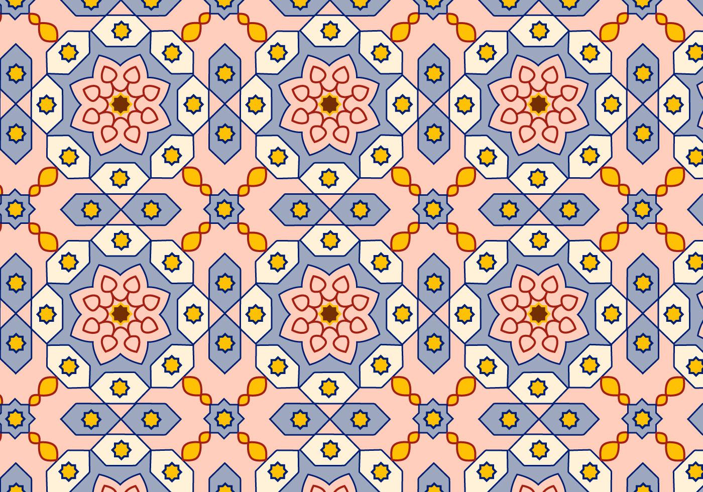 Arabic Pattern Background Vector Download Free Vectors Clipart Graphics Amp Vector Art