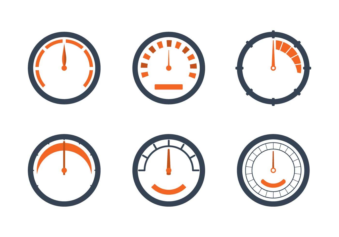 Tachometers Vector - Download Free Vector Art, Stock ... Tachometer Logo
