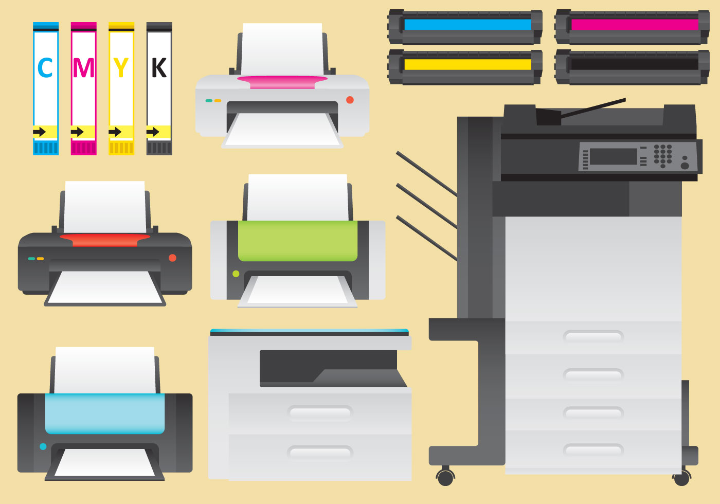 Laser Printer Or Ink Jet For Graphic Design