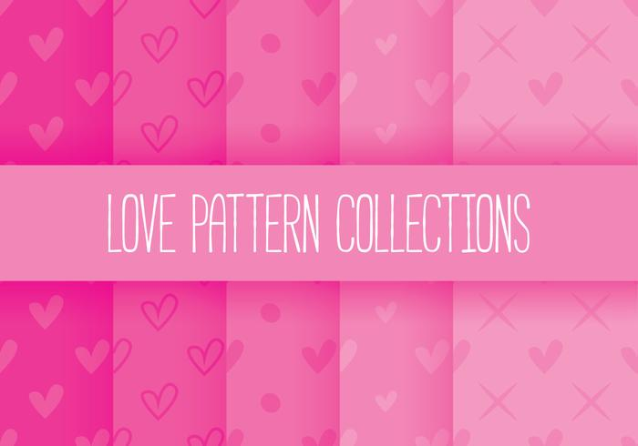 Love Pattern Collections