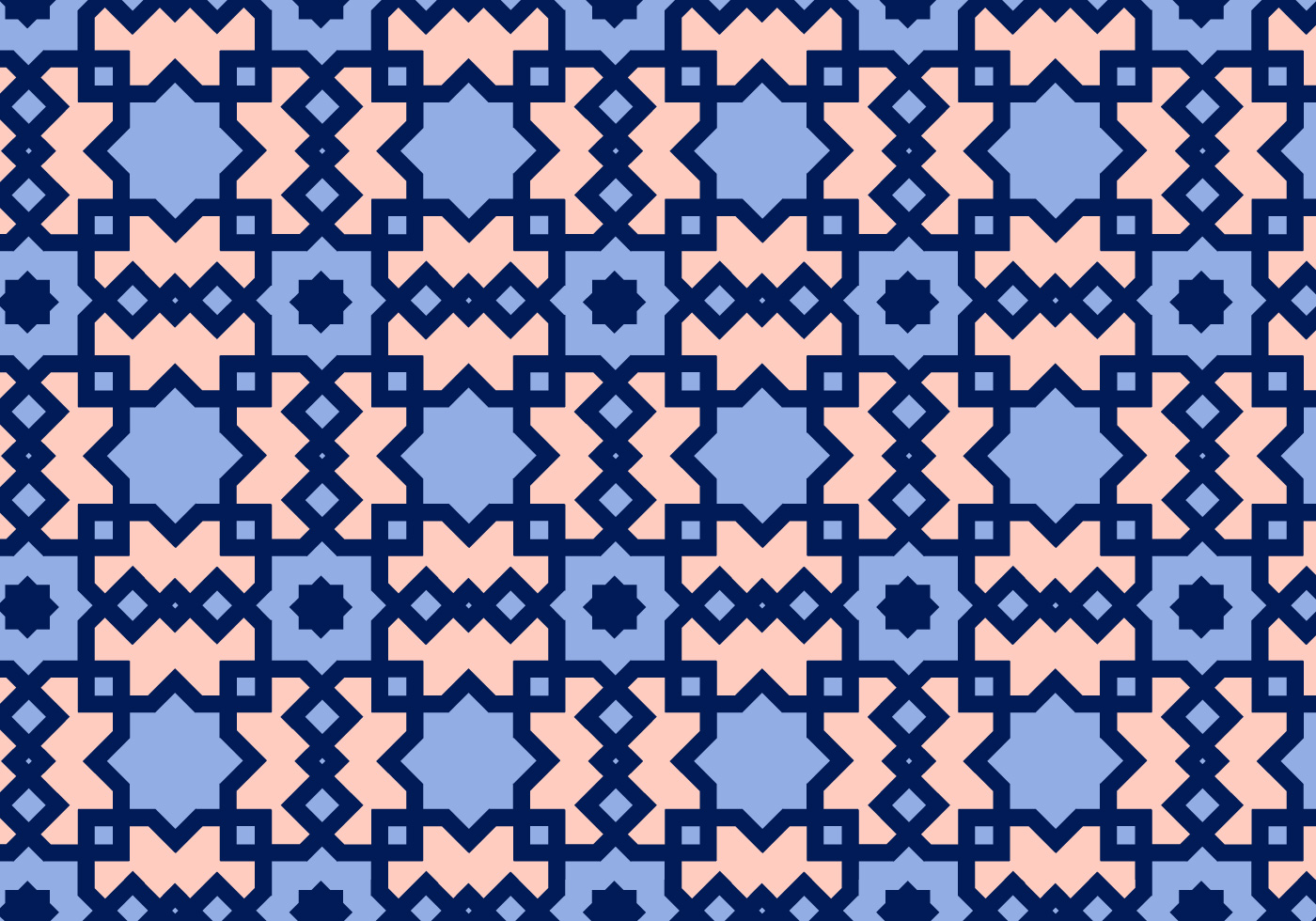 how to draw arabic patterns