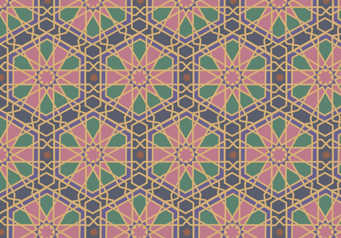 Mosaic Pattern Vector Download Free Vector Art Stock