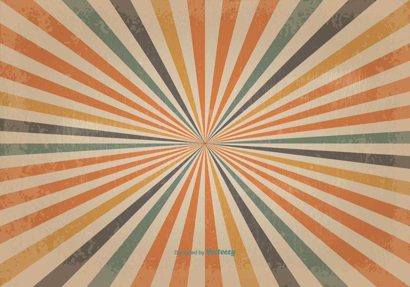 Sunburst Vintage 7