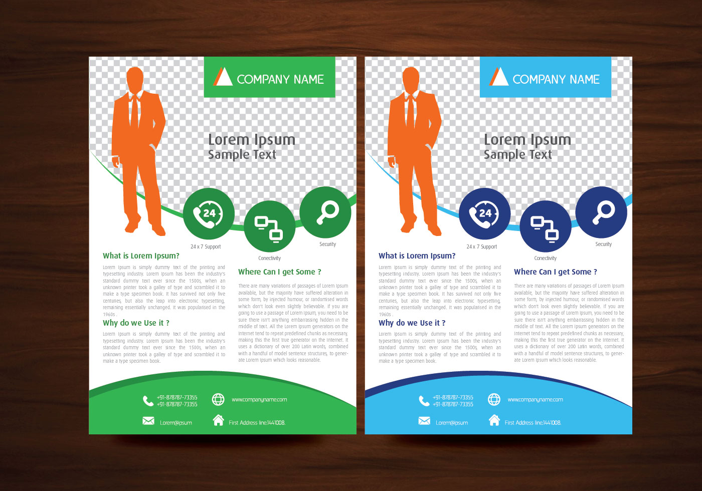 vector brochure flyer design layout template in a4 size business vector flyer design layout template in a4 size
