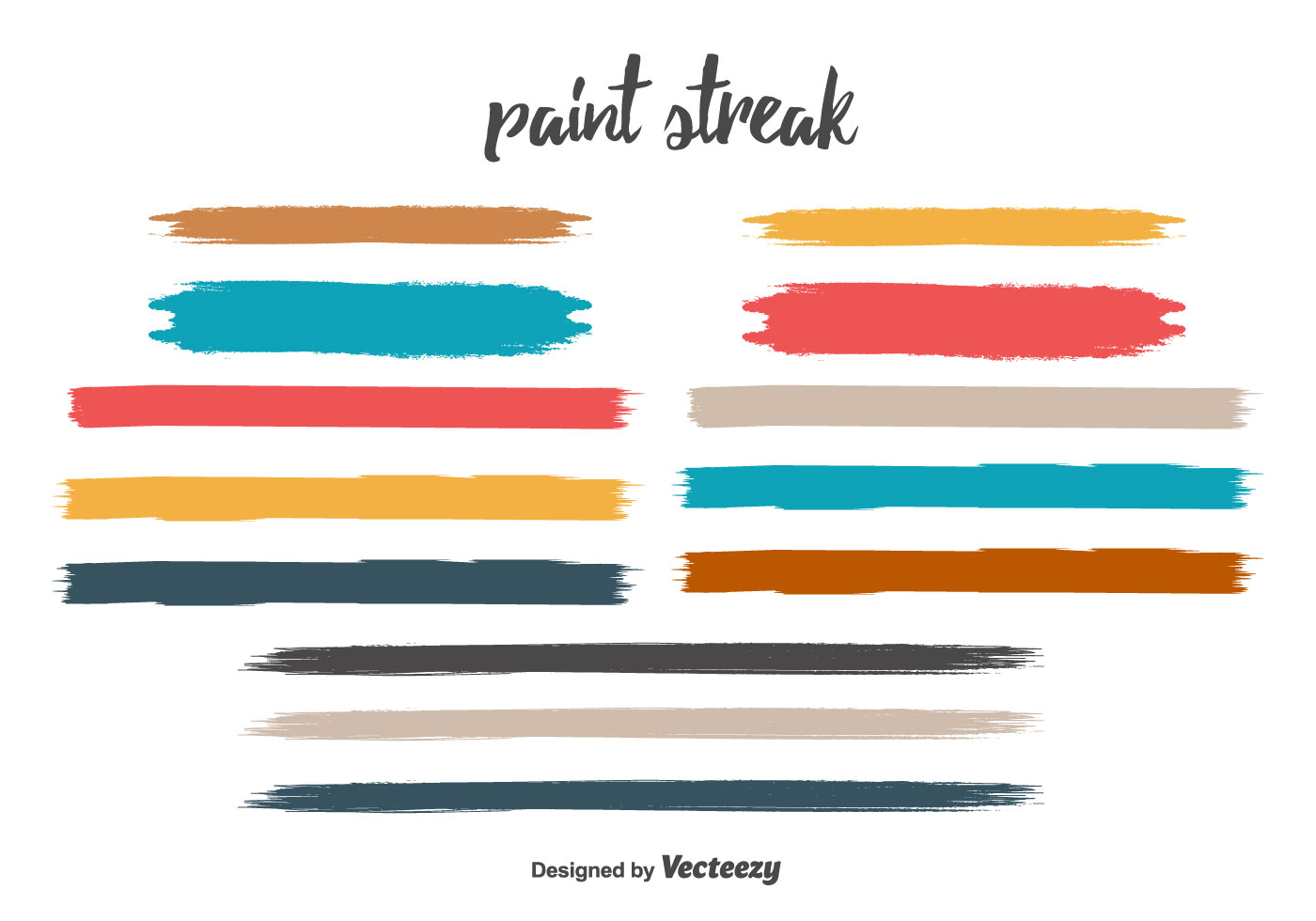 How do you paint without streaks?