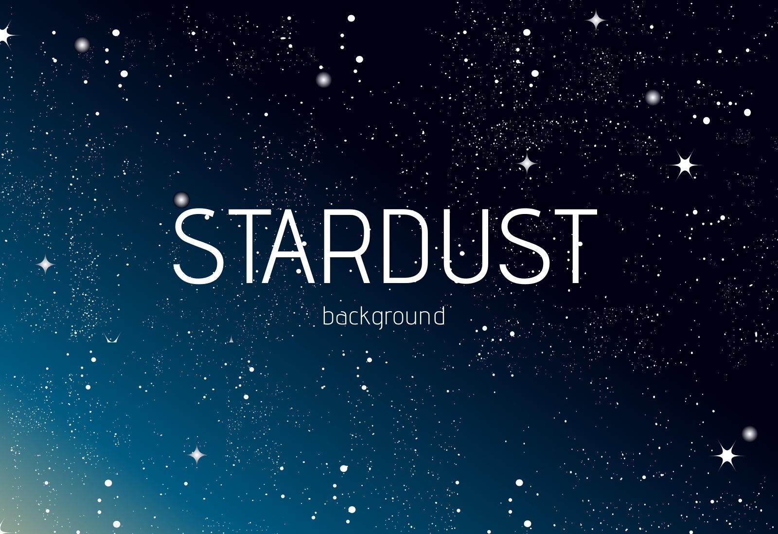 Stardust Vector Background Download Free Vector Art