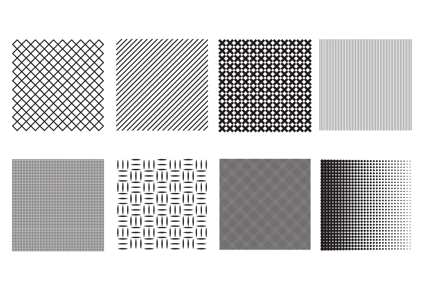 Crosshatch Pattern Free Vector Art - (34 Free Downloads)