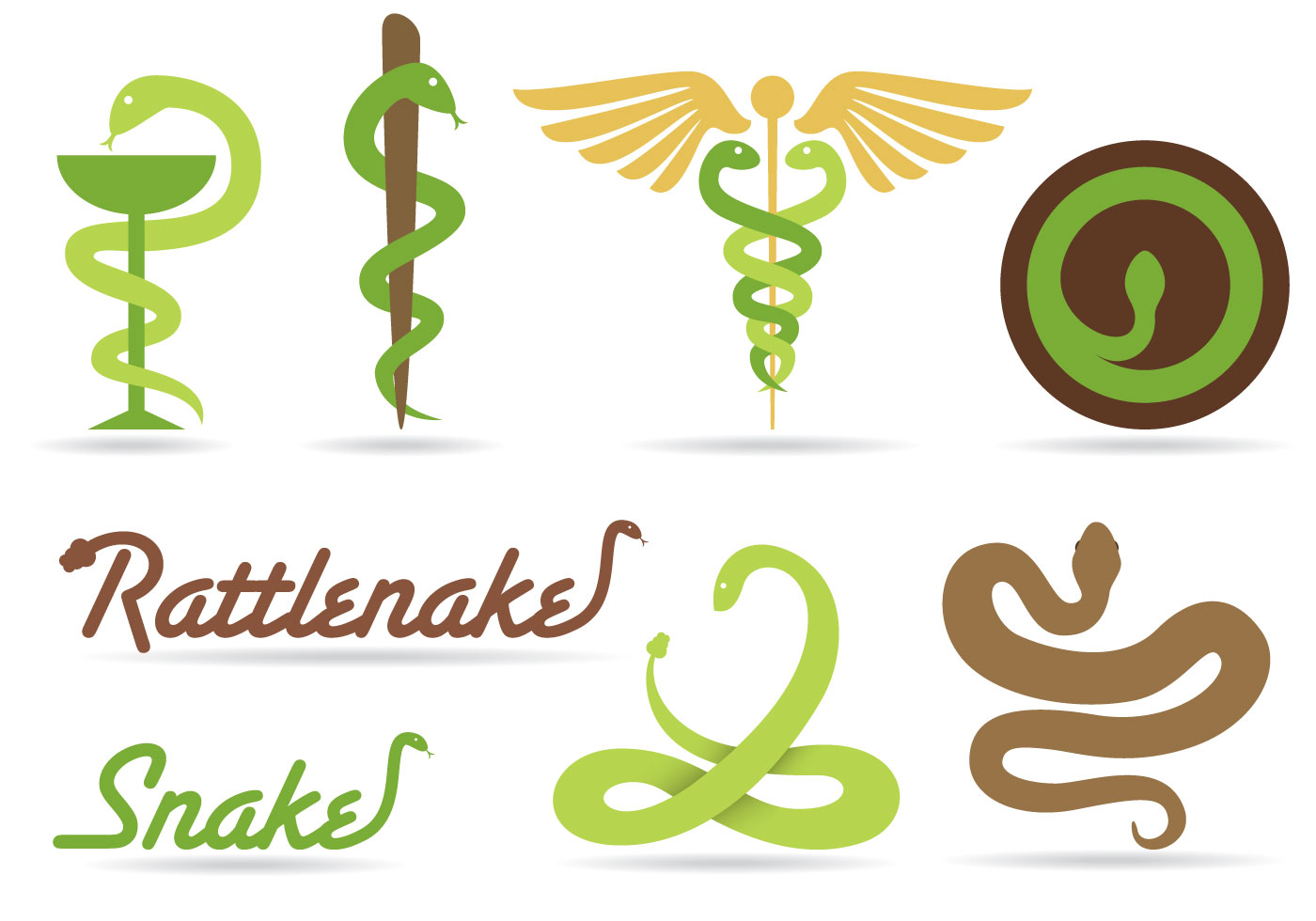 Snake Logo Vectors - Download Free Vector Art, Stock ...