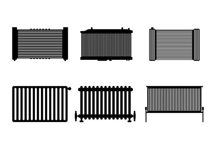 Radiator Vector