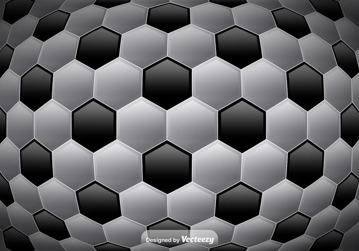 Football Texture Background Vector
