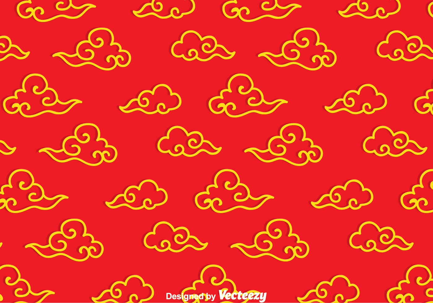 Chinese cloud pattern download free vector art stock for Chinese vector