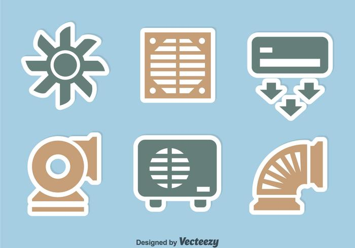 Hvac Icons Sets