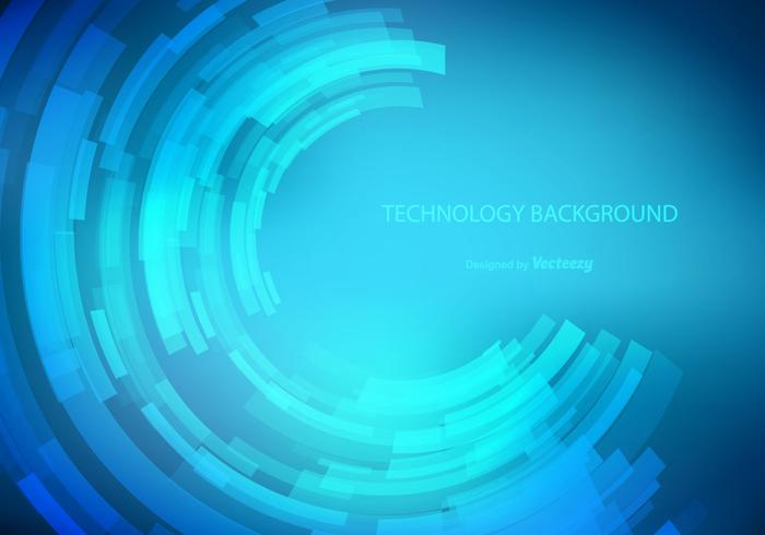 Technology Vector Background - Download Free Vector Art