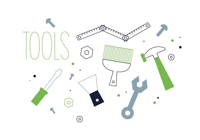 Free Tools Vector