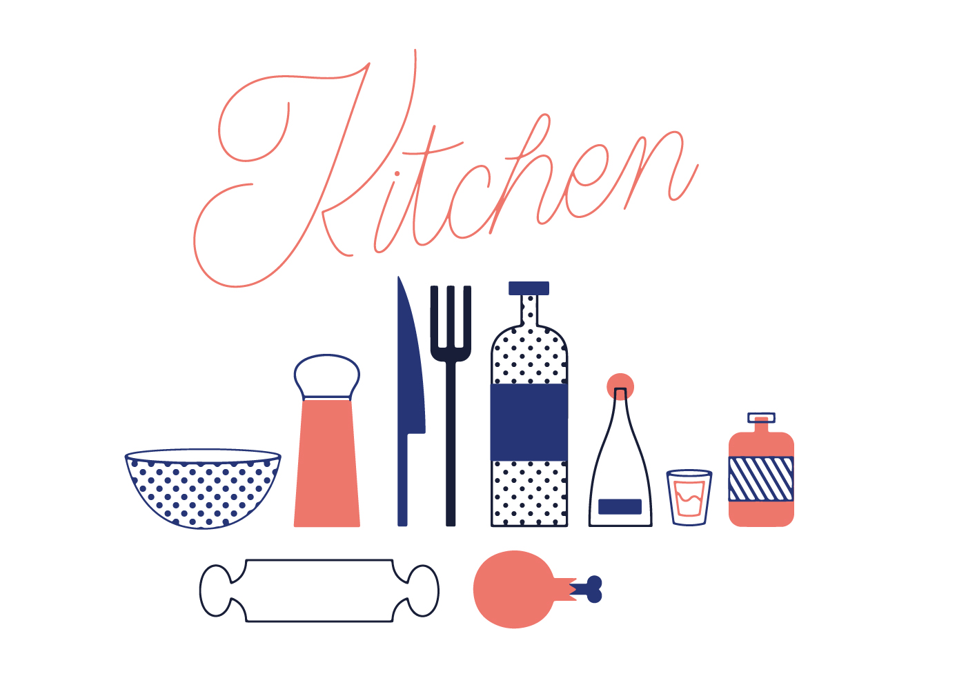 Free Kitchen Vector Download Free Vectors Clipart