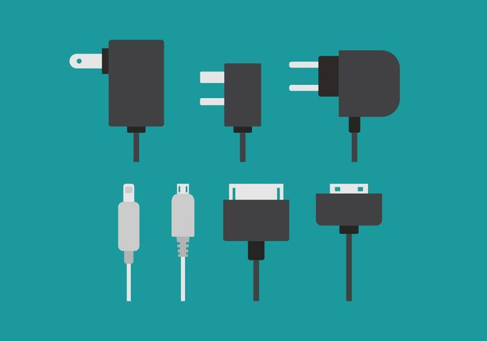 FREE CHARGER VECTOR